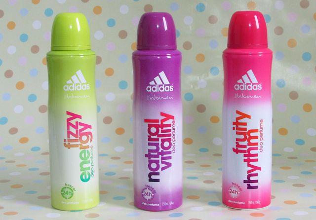 Desodorantes Perfumados Adidas for Women