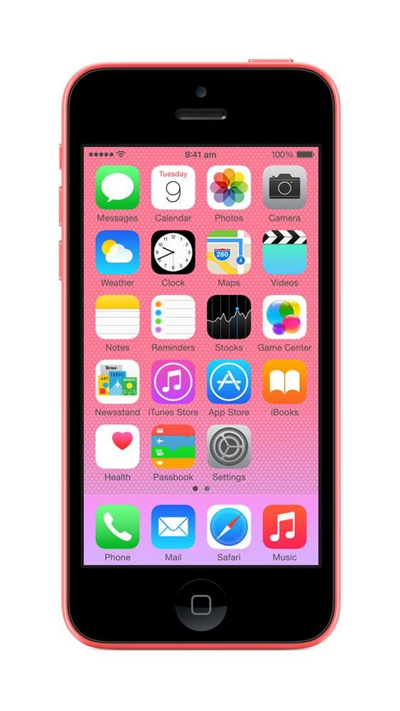 Black Friday Apple IPhone Pink SIM Free Smartphone