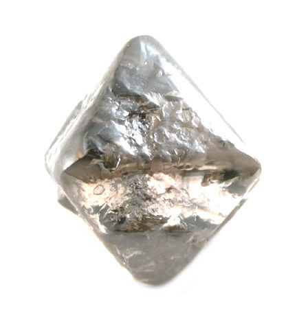 DIAMOND SCHOOL • Cutting Class 101 Diamonds, like most things, start out a bit rough. In reality Diamonds are born as crystals, like the ochtehedron pictured here. To truly shine, they shed their...