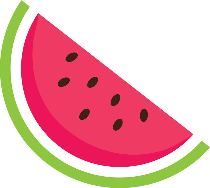 Cute Watermelon Clipart is0fjWvg6LwiS.png (974...