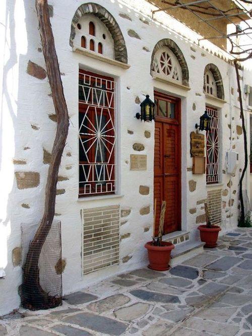 Tinos island Greece Art & Architecture