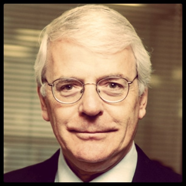 Former Prime Minister, John Major #UK #unitedkingdom #politics #politician