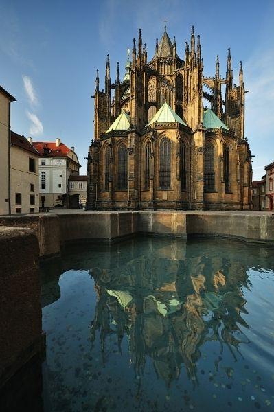 Scenérie. Czech republic.