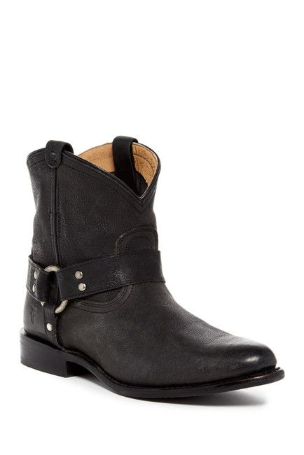 Frye | Wyatt Harness Short Boot