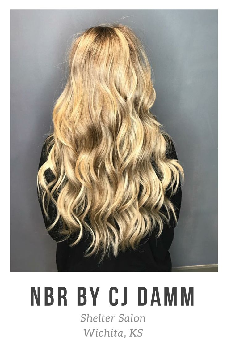 Natural Beaded Rows Extensions by C.J. Damm | Shelter Salon | Wichita, KS | Kevin.Murphy hair color & products