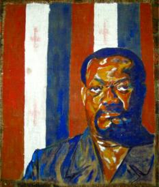 savimbi-2004-acrlyic-on-hessian-cloth