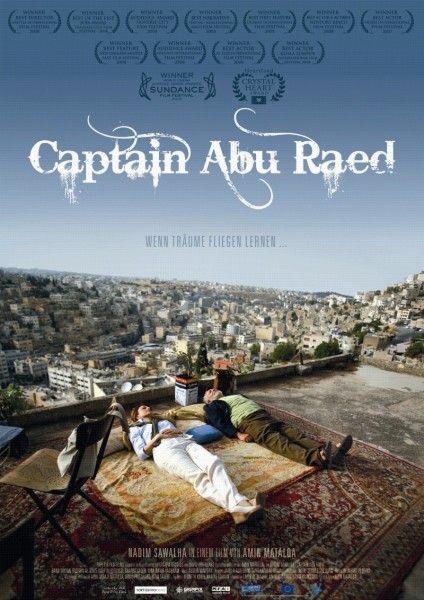 «Капитан Абу Раед» Иордания, 2007. Реж. Амин Матальга.