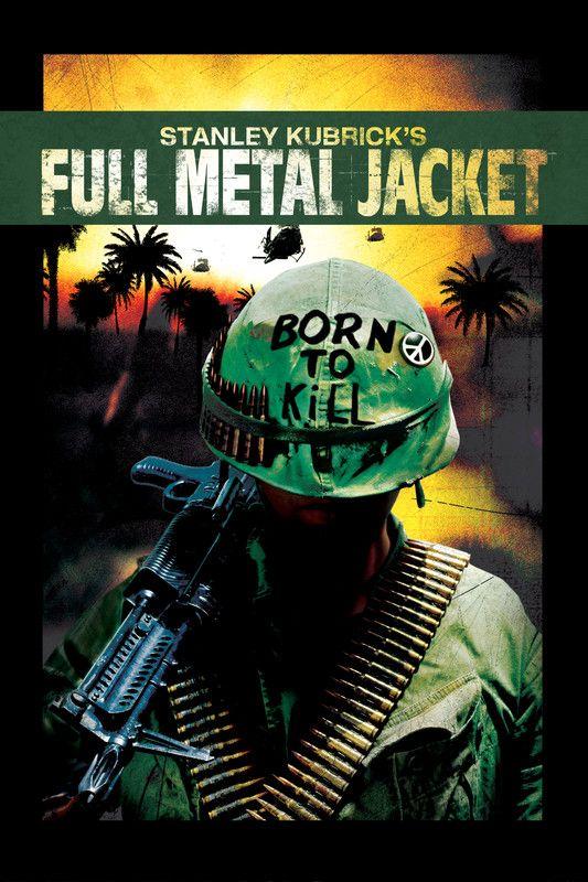 Full Metal Jacket - Mini Print B