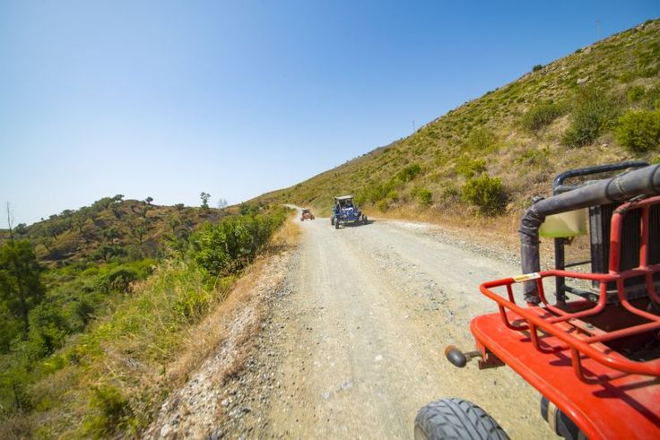 Go off-road with a Dune Buggy Rangers Safari Tour. http://www.clcworld.com/articles/go-off-road-dune-buggy-tour/