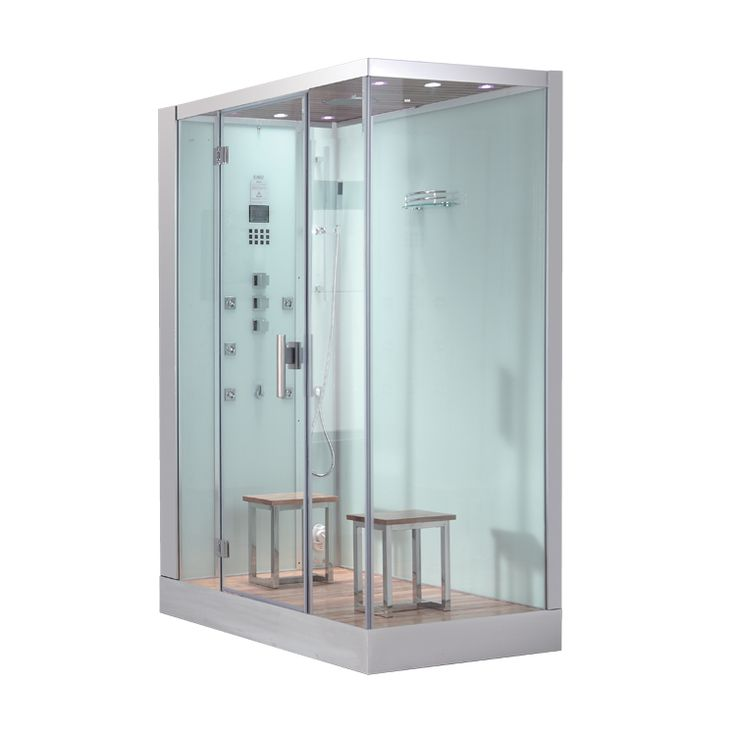 steam shower unit prefab