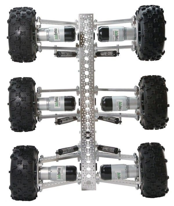 6wd Manti 300 400 Cars And Motor Robot Chassis Futuristic Cars Robot