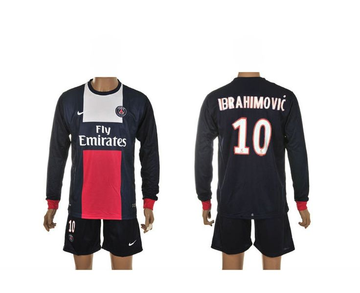 Nike Maillot de football Division II Rouge Blanc