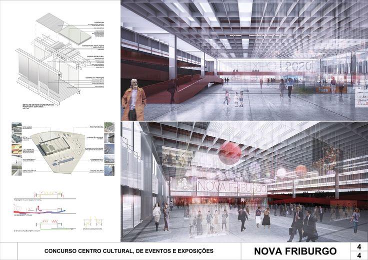 Resultados do Concurso Centro Cultural de Eventos e Exposições – Cabo Frio, Nova Fribugo e Paraty