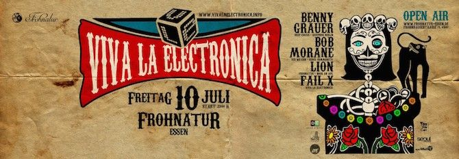 Viva la Electronica Berlin Edition – Nacht Open Air