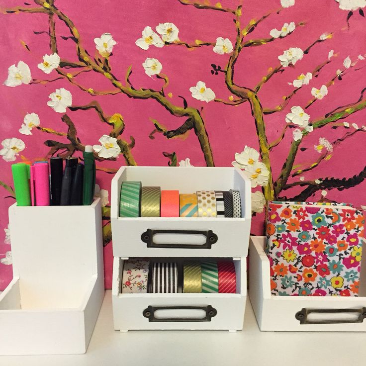 Adorable Organizers From Daiso 100 Store Japan H O M E