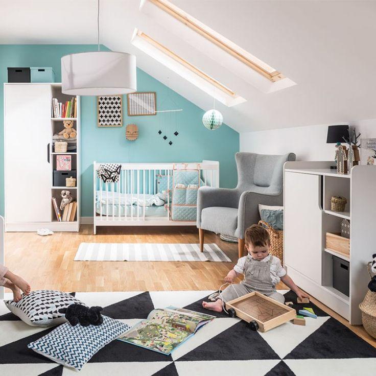 Baby Vox - Βρεφικό δωμάτιο Maxim #NurseryFurniture #NurseryRoom #baby #nursery #BabyVox #Vox #BebejouHellas