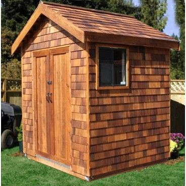 Make your garden shed into an extension of your home - There is a growing trend in people making the most of their humble garden sheds. Here are some useful tips.  #garden #craft #shed