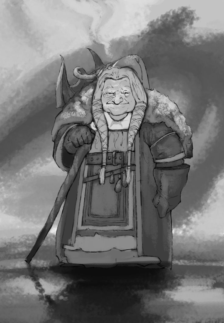 I drew(sketched) Even mehl amundsen's illustration:)  But this picture does not agree with the original:(  8^8...