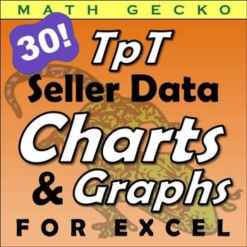 #T01 (30!) TpT Seller Data Charts and Graphs