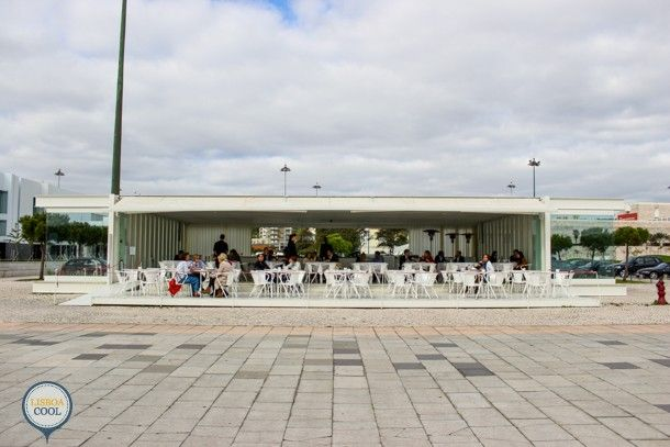 Lisboa Cool - Conviver - À Margem