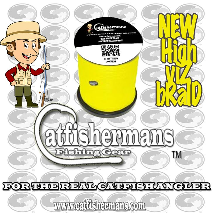Catfishing Tackle by Catfishermans fishing gear
