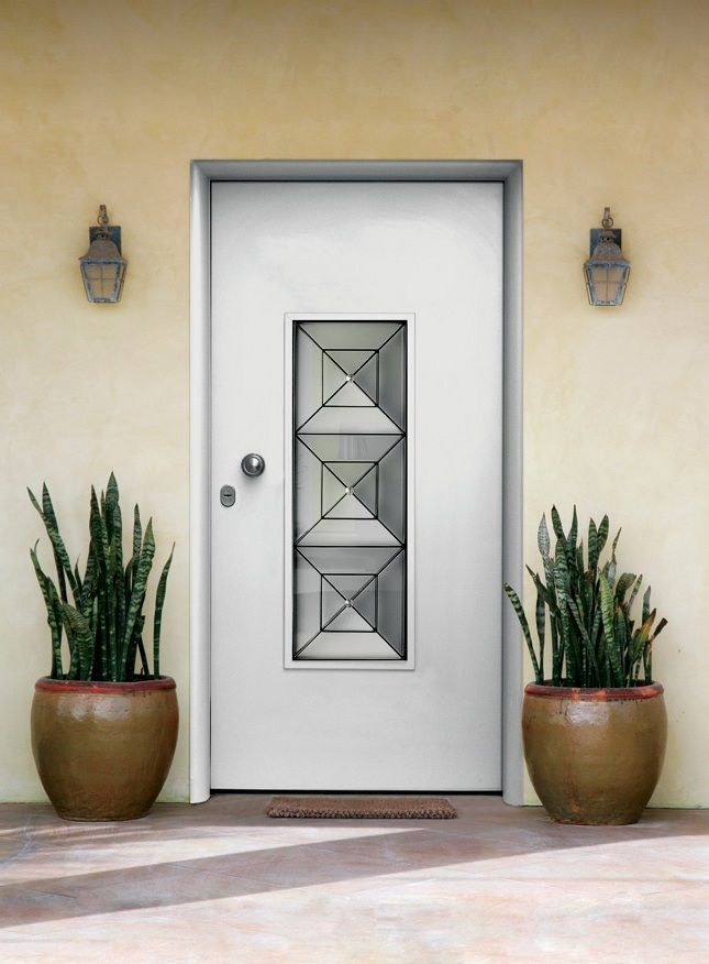 Exterior Safety Door Classic Line ~ Golden Door