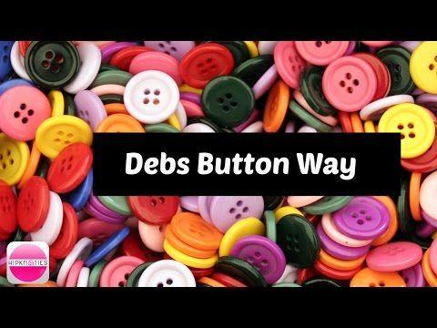 Hipknoties Deb's Button Way - YouTube