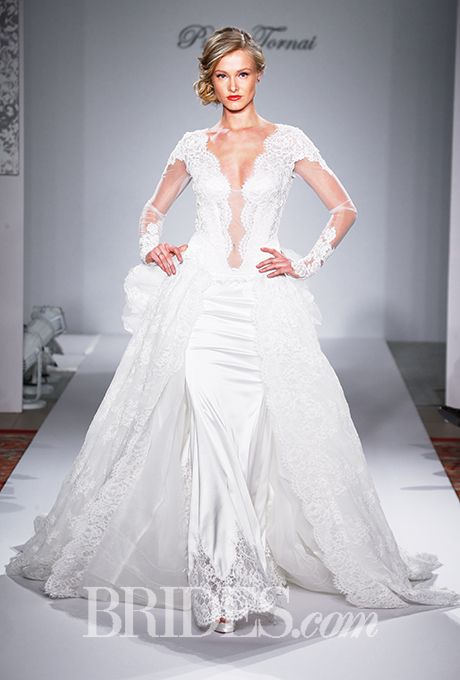71 best images about say yes to the dress on pinterest for Kleinfeld wedding dresses with sleeves
