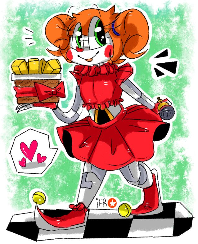 Circus Baby Fnaf Sister Location By Ifuntimeroxanne