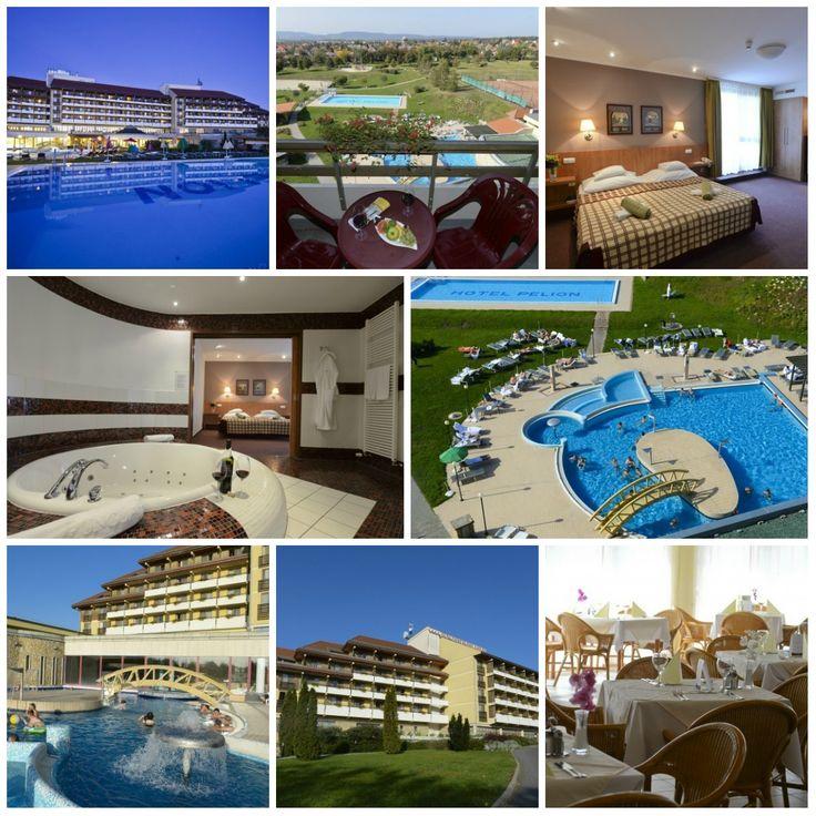Hunguest Hotel Pelion Tapolca  -   Exkluzív télindító pihenés  11.975 Ft/fő/éjtől!