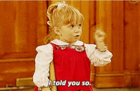 17 Times Michelle Tanner Was The Ultimate #GIRLBOSS #refinery29 http://www.refinery29.com/michelle-tanner-full-house-quotes#slide-4