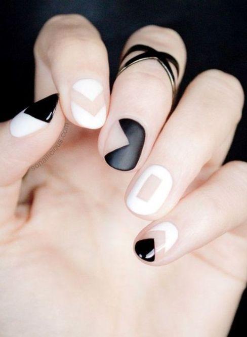 18 Chic Nail Designs For Short Nails Chic Nail Designs And Short Nails