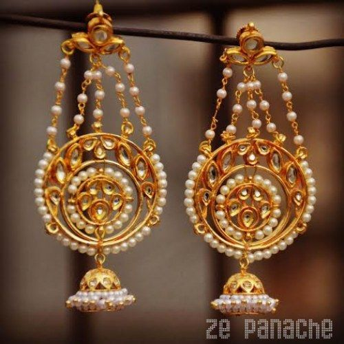 Jhoomar Jhumki Earrings