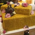 hay bales: Wedding Ideas, Hay Bales, Country Wedding, Weddings, Cake Ideas, Wedding Cakes, Hay Bale Wedding