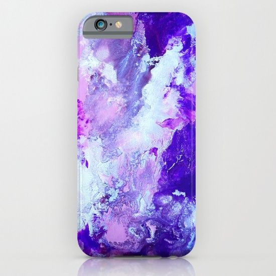 Buy Purple Haze iPhone & iPod Case by Jazzyinked at Society6