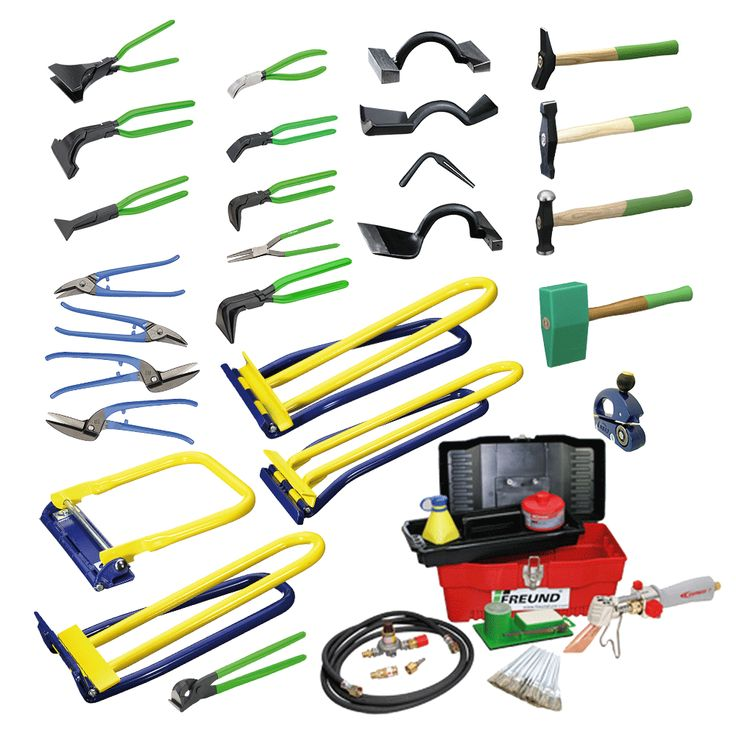 Coppersmith's Ultimate Roofing Tools Set