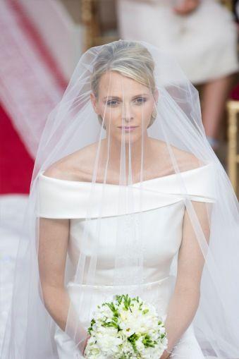 Princess Charlene of Monaco, bride of Prince Albert II, July, 2011