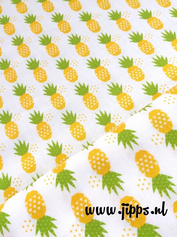 Ananas - Fresh Market Pineapple - Riley Blake Designs