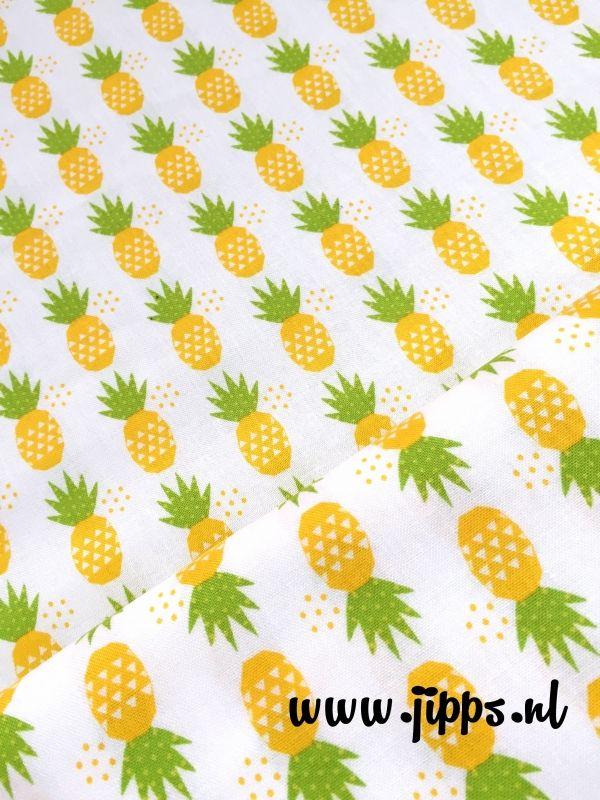 Ananas - Fresh Market Pineapple - Riley Blake Designs