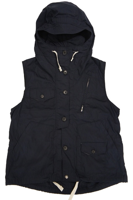 Engineered Garments S/S12 Trail Vest