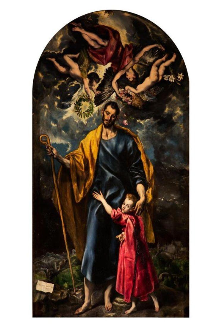 Le Greco étoile de Tolède - Libération Tolède celebre l'anniversaire de la mort de ce genie precurseur qu'était le Greco espagnol d'adoption