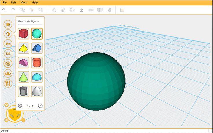 Te proponemos 10 programas de diseño 3D para que puedas sacar todo el partido a tu impresora 3D. 10 programas de diseño 3D y modelado para impresoras 3D