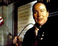 I chose this because Matilda absolutely HATES Ms. Trunchbull.