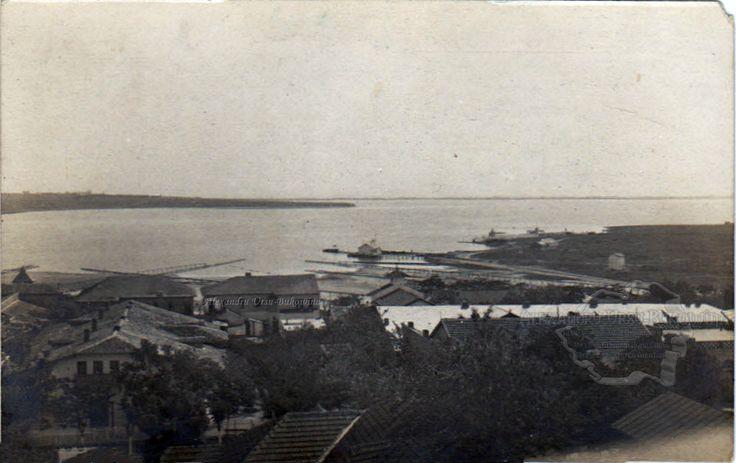 Ismail. Plasa Fântâna Zânelor. Oraşul Ismail. Port