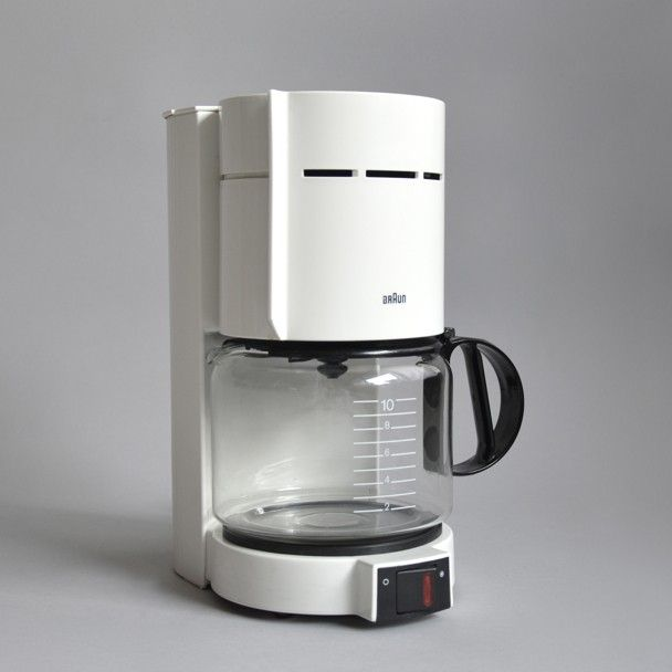 Braun Coffee Maker How To Use : Households, Compact and Dieter rams on Pinterest