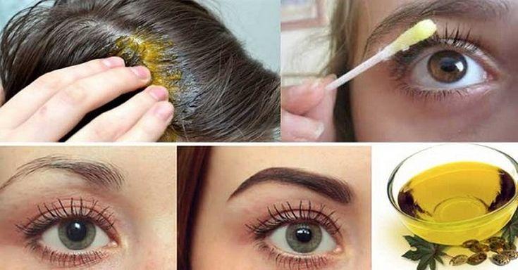 Trápí vás pomalý růst vlasů nebo to, že vaše vlasy, obočí či řasy nejsou dostatečně husté? Tato olejová směs to rychle napraví.