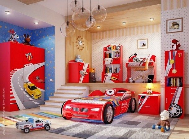 Boys Bedroom Ideas Cars the 8 best images about boys rooms on pinterest