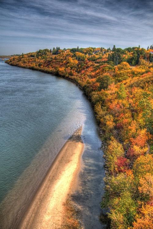 Saskatoon park