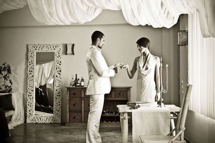 Make her dream come true! Santorini Wedding Proposal at Andronis luxury suites, luxury weddings Santorini
