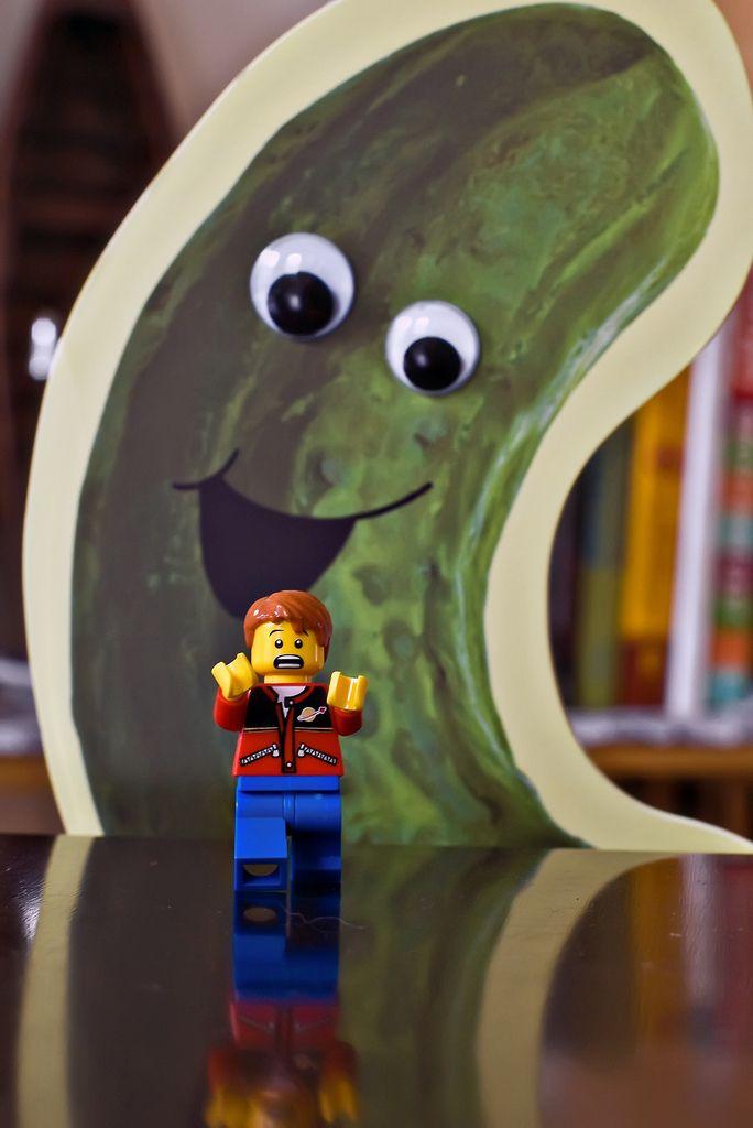 Pickle, Pickle